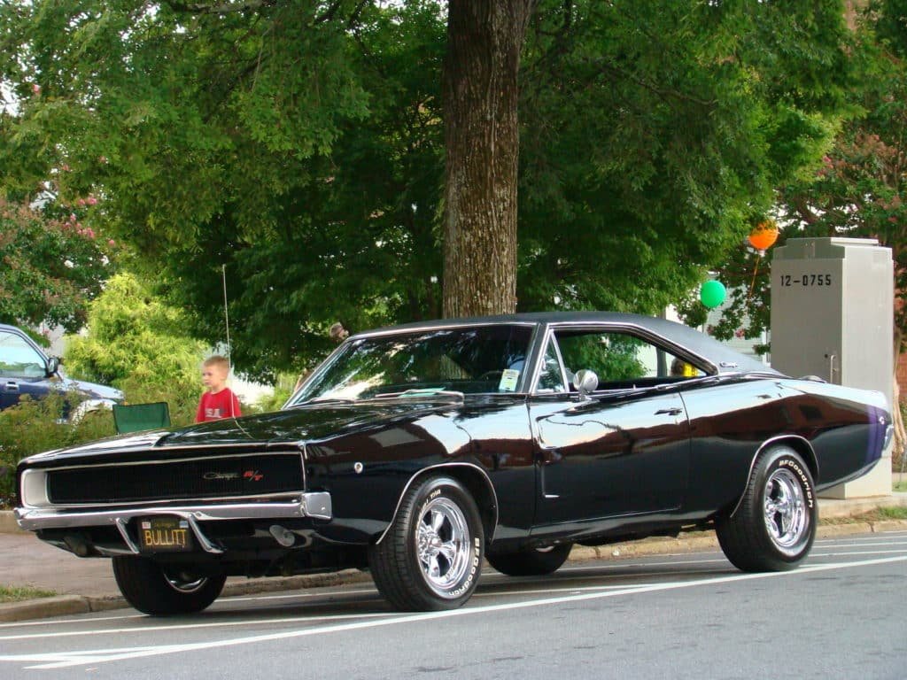 1968 Dodge Charger 426 Hemi