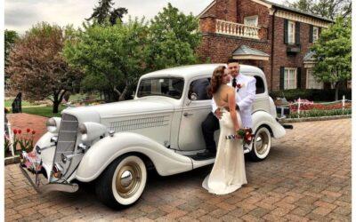 Classic Wedding Car Rentals