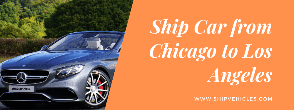 Ship Car from Chicago to Los Angeles